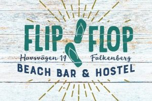 Flip Flop Beach Bar & Hostel i Olofsbo
