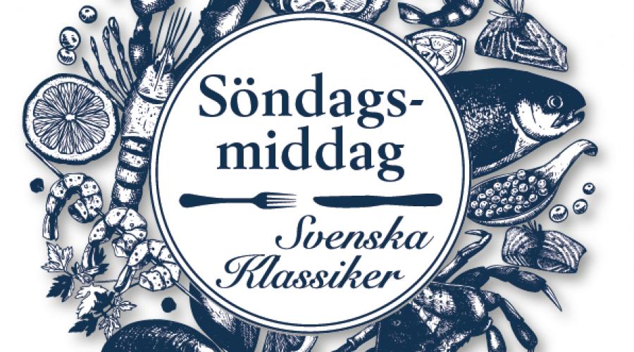 Söndagsmiddag – Svenska klassiker